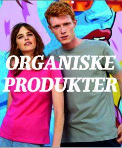 Organic produkter