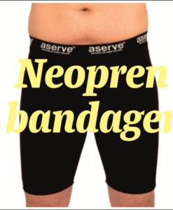 Neopren Bandager