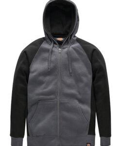 grå/sort